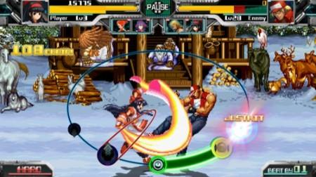 SNKプレイモア、「格ゲー×音ゲー」の新感覚リズムアクションゲーム「ザ・リズム・オブ・ファイターズ」を提供決定3