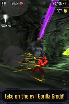グリーの英語圏向けソーシャルゲーム「Batman & The Flash: Hero Run」、リリースから20日間で200万ダウンロードを達成4
