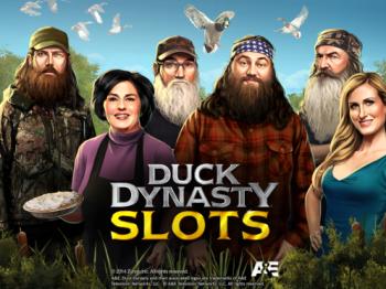 Zynga、人気リアリティ番組「Duck Dynasty」のスマホ向けスロットゲーム「Duck Dynasty Slots」をリリース