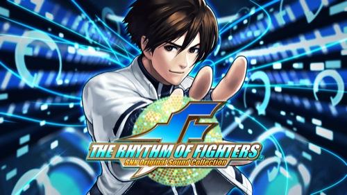 SNKプレイモア、「格ゲー×音ゲー」の新感覚リズムアクションゲーム「ザ・リズム・オブ・ファイターズ」を提供決定