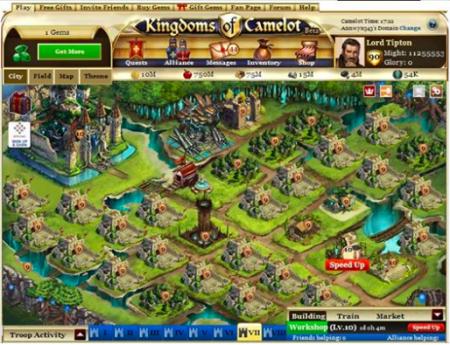 Kabamのソーシャルゲーム「Camelot」シリーズ、累計3400万ダウンロードを突破1