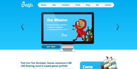 チェコのソーシャルゲームディベロッパーのGeewa、420万ドルを調達