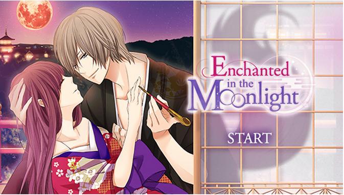ボルテージ、恋愛ドラマアプリ「今宵、妖しい口づけを」の英語版「Enchanted in the Moonlight」をリリース1