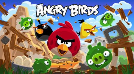 ユナイテッドとRovioが共同パブリッシング契約を締結 ドコモの「スゴ得コンテンツ」にてAngry Birdsを配信1
