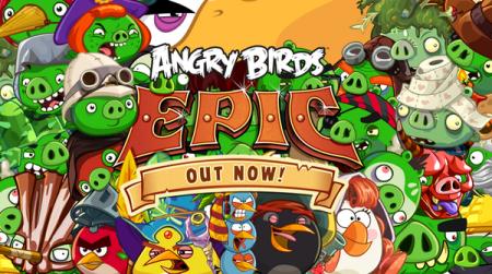 Rovio、Angry Birdsシリーズ最新作となるスマホ向けRPG「Angry Birds Epic」をリリース3
