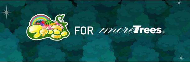 Amebaの向け農園ゲーム「ファーミー」、 森林保全団体「more trees」とコラボ企画を実施1