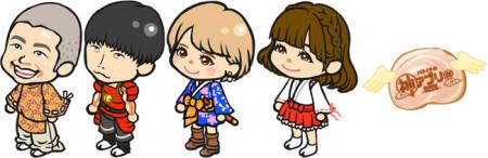 サミーネットワークス、ラーメン店経営シミュレーションゲーム「ラーメン魂」にてテレビ東京の「神アプリ@隆盛紀-ONLINE-」とのコラボイベントを開始2