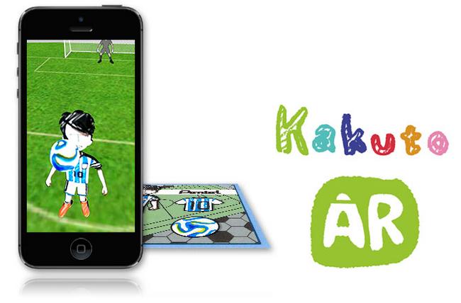 ぺんてる、専用カードにペンで書くだけでARコンテンツが作れるスマホ向けARアプリ 「KakutoAR」をリリース1