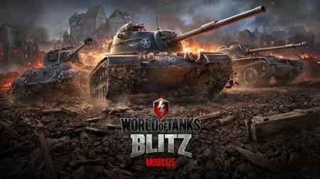 ウォーゲーミングジャパン、オンラインタンクバトル「World of Tanks」のiOS版「World of Tanks Blitz」をリリース
