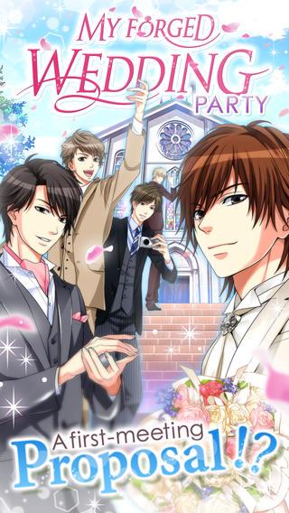 ボルテージ、恋愛ドラマアプリ「誓いのキスは突然に」の英語版「My Forged Wedding: PARTY」をリリース1
