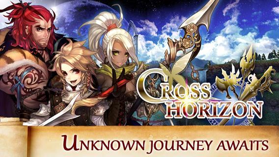 DeNA、グローバル版Mobageでもマホ向けRPG「Cross Horizon」を提供開始2