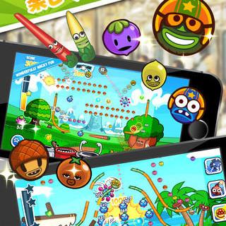 King、ピンボールゲーム「Papa Pear Saga」の日本語版「パパピンボール」をリリース