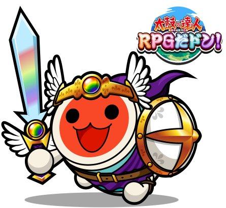 太鼓の達人がRPGに! バンダイナムコゲームス、iOS向け「太鼓の達人 RPGだドン!」の事前登録受付を開始3