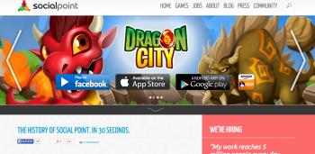 スペインのソーシャルゲームディベロッパーSocial Point、3000万ドルを調達