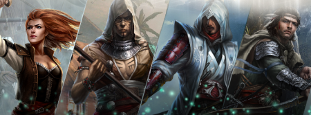 Ubisoft、「アサシン クリード」シリーズのスマホ向け新作「Assassin's Creed Memories」をリリース決定