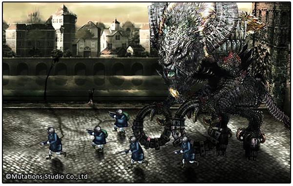 Mutations Studio、CAMPFIREにてスマホ向けMOBAゲーム「WORLD WAR TITAN:FRONT LINE」の運営費と広告費を募集中1