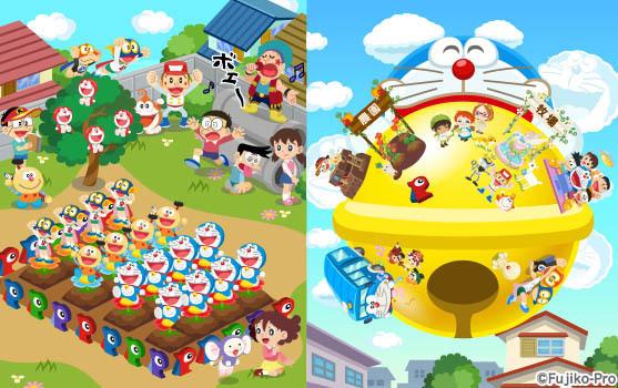 スマホ向け農園ゲーム「ファーミー」に藤子Fキャラがやってくる! 本日よりコラボイベント開始!