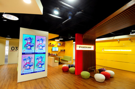 MUGENUPとKADOKAWA Contents Academyが業務提携 台湾のクリエイター育成施設「角川国際動漫教育」にてゲームイラストに特化したカリキュラムを提供