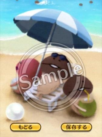 【夏休み特別企画】「なめこの夏休み」をテーマにフィギュアを作ってみよう! Vol.3_16
