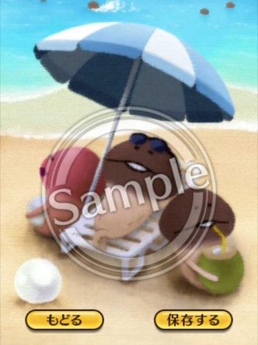 【夏休み特別企画】「なめこの夏休み」をテーマにフィギュアを作ってみよう! Vol.4_1