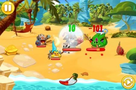【やってみた】Angry BirdsシリーズのRPG「Angry Birds Epic」はパロディネタの宝庫10