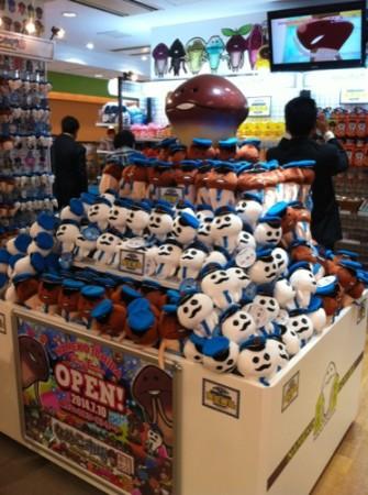 【レポート】一足先に「なめこ市場 東京本店」の様子をお届け! 内覧会でなめこグッズをチェックしてきた4