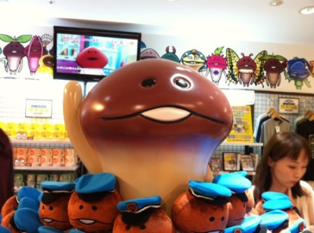 【レポート】一足先に「なめこ市場 東京本店」の様子をお届け! 内覧会でなめこグッズをチェックしてきた5