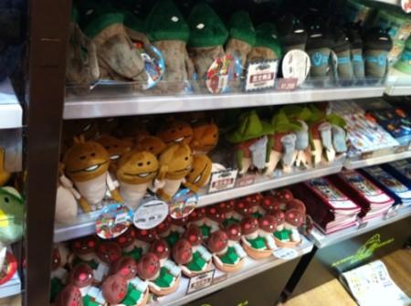 【レポート】一足先に「なめこ市場 東京本店」の様子をお届け! 内覧会でなめこグッズをチェックしてきた11