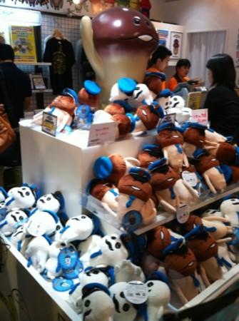 【またレポート】「なめこ市場 東京本店」に客として行ってきた10