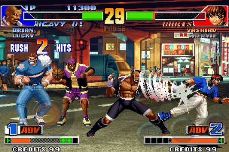 SNKプレイモア、「THE KING OF FIGHTERS '98」のAndroidアプリ版をリリース2