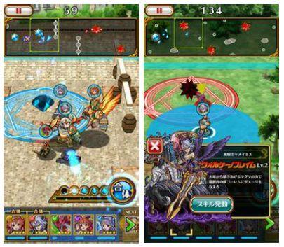 コロプラ、スマホ向け新作アニメRPG「合体RPG 魔女のニーナとツチクレの戦士」のiOS版をリリース3