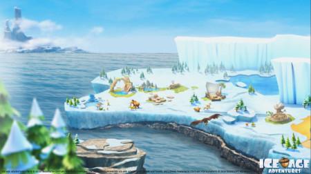 ゲームロフト、映画「アイス・エイジ」のスマホ向け公式ゲーム第2弾「アイス・エイジ:アドベンチャー」の事前登録受付を開始2
