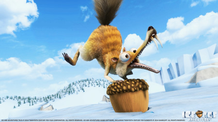 ゲームロフト、映画「アイス・エイジ」のスマホ向け公式ゲーム第2弾「アイス・エイジ:アドベンチャー」の事前登録受付を開始1