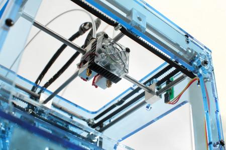 ボンサイラボ、超小型3Dプリンタ「BS01」のデュアルモデルを新発売 米Polymakrと提携しフィラメントも提供1