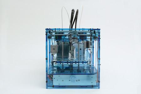 ボンサイラボ、超小型3Dプリンタ「BS01」のデュアルモデルを新発売 米Polymakrと提携しフィラメントも提供2