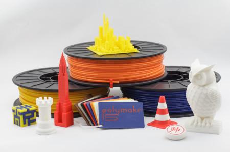 ボンサイラボ、超小型3Dプリンタ「BS01」のデュアルモデルを新発売 米Polymakrと提携しフィラメントも提供3