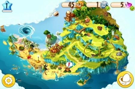 【やってみた】Angry BirdsシリーズのRPG「Angry Birds Epic」はパロディネタの宝庫2