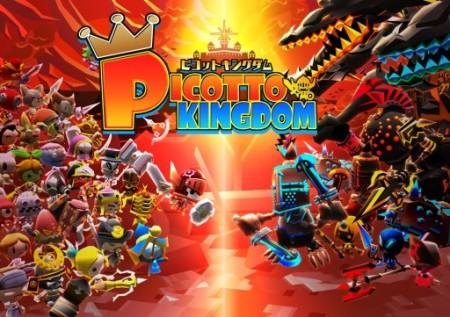 ガンホーのスマホ向け新作アクションRPG「ピコットキングダム」、100万ダウンロードを突破1