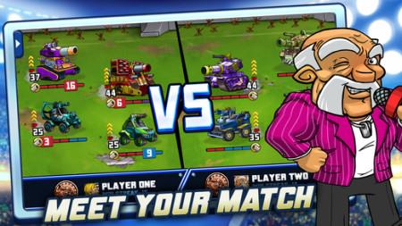 DeNA、グローバル版Mobageにて戦車対戦ゲーム「Super Battle Tactics」をリリース2