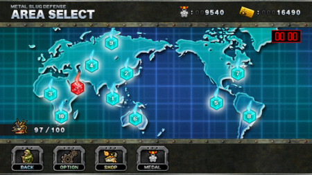 SNKプレイモアのスマホ向けディフェンスゲーム「メタルスラッグ ディフェンス」、900万ダウンロードを突破3