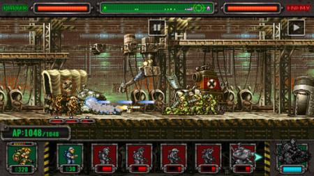 SNKプレイモアのスマホ向けディフェンスゲーム「メタルスラッグ ディフェンス」、全世界で1200万ダウンロードを突破2