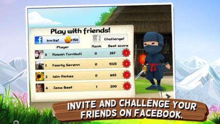 スクエニの海外向けスマホゲーム「Mini Ninjas」、600万ダウンロードを突破3