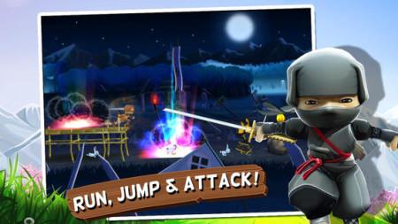 スクエニの海外向けスマホゲーム「Mini Ninjas」、600万ダウンロードを突破2