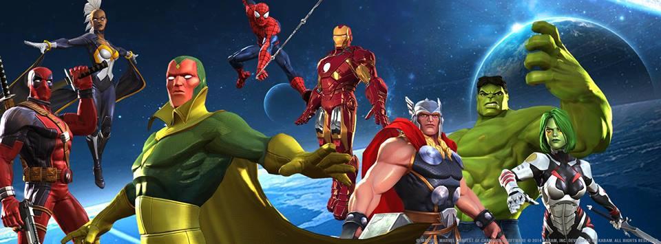 Kabam、マーベルキャラが総登場するスマホ向け格ゲー「Marvel Contest of Champions」を今秋にリリース