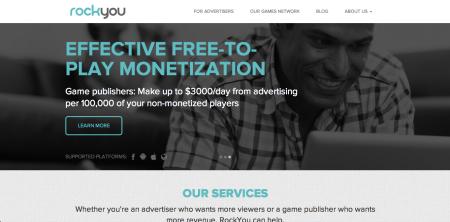 ソーシャルゲームディベロッパーのRockYou、1000万ドルを調達し埋もれた他社のゲームを発掘