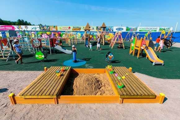 ロシアのサンクトペテルブルクに新たなAngry Birdsパークがオープン!