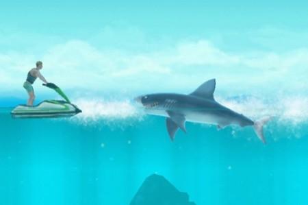 【やってみた】夏だ!海だ! 鮫になって人間を食べる動物なりきりゲーム「Hungry Shark Evolution」11