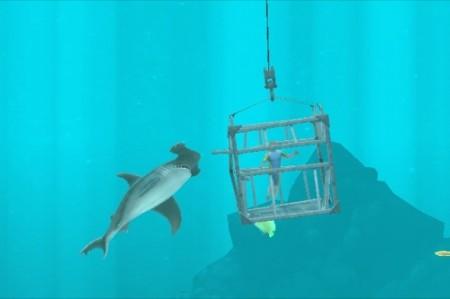 【やってみた】夏だ!海だ! 鮫になって人間を食べる動物なりきりゲーム「Hungry Shark Evolution」20