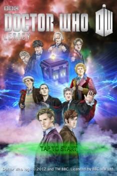 【やってみた】英BBCのSFドラマシリーズ「ドクター・フー」の公式ゲームがパズドラ過ぎる件