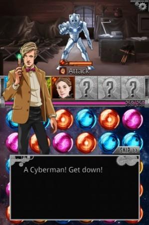 【やってみた】英BBCのSFドラマシリーズ「ドクター・フー」の公式ゲームがパズドラ過ぎる件9